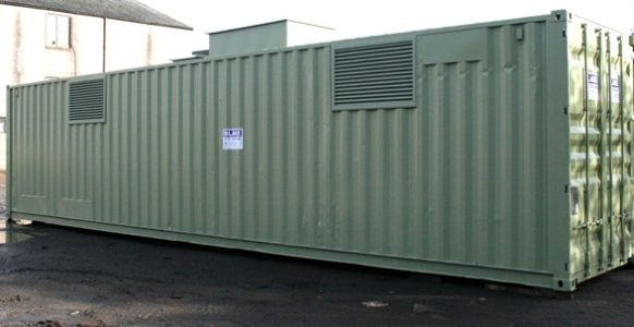 Containerised Tanks maunfacture