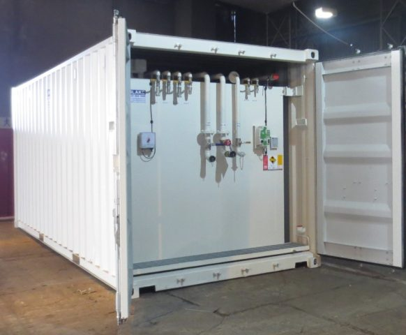 Containerised Tanks