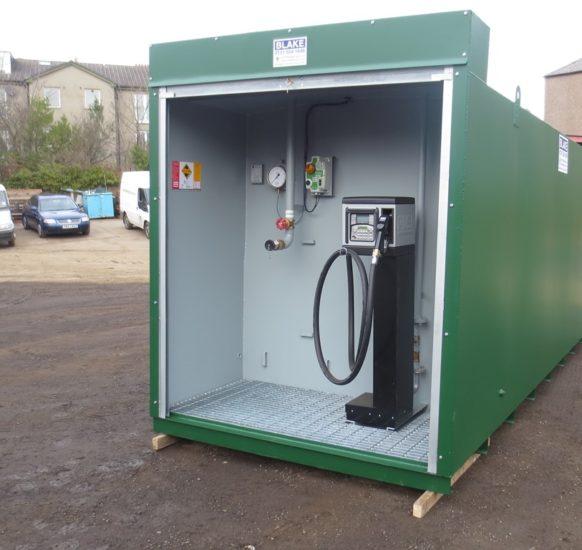 Diesel Fuel Dispensing Tanks