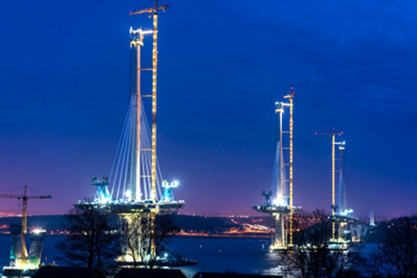 Blakes awarded another major contract on Forth Crossing
