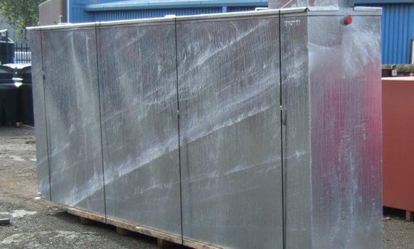 custom water tank