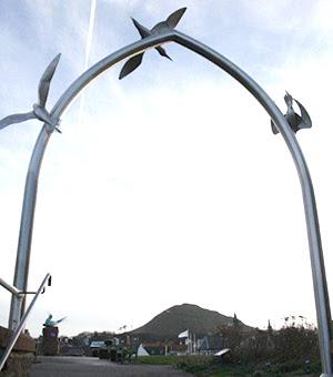 Gannet Gateway at North Berwick