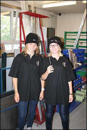 German students visit Blakes