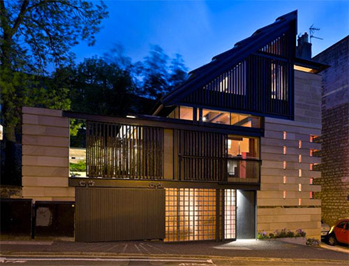 Richard Murphy House, wins RIBA/Grand Designs House of the Year