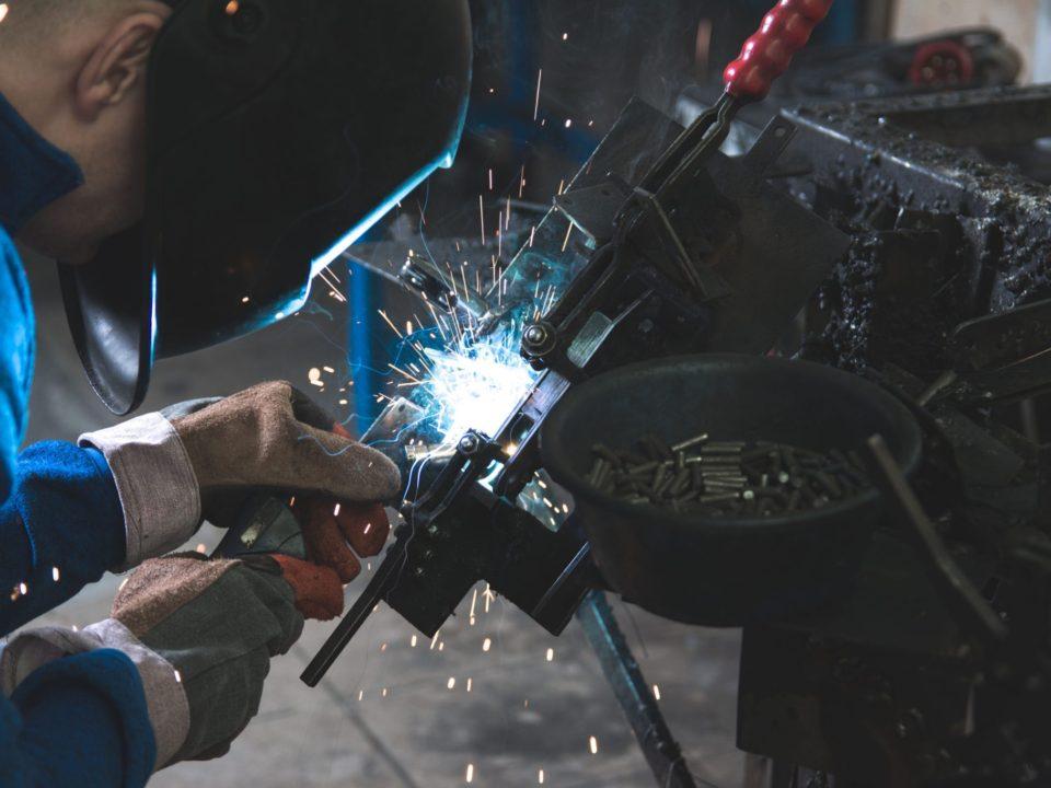 STEEL fabricators Blake Group