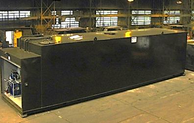 Alstom – Rail Fuel Tank by Blake Group Edinburgh