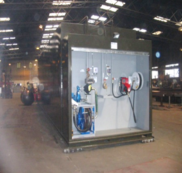 Alstom – Rail Fuel Storage Tank by Blake Group Edinburgh