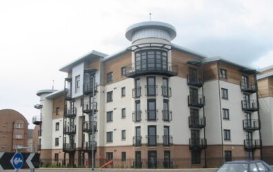 Barratt Homes in Leith Steel by Blake Group