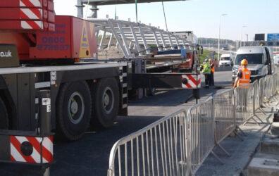 Queensferry Bridge Abutments