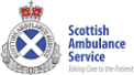 Scottish ambulance