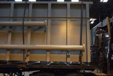 Wyman Gordon Steel Quench Tank by Blake Group Edinburgh